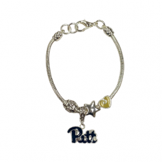 Officially Licensed Bracelet - Pittsburgh Panthers