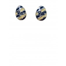 Officially Licensed Earrings - Pittsburgh Panthers