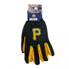 Officially Licensed Gloves - Pittsburgh Pirates
