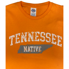 Tennessee Native T-Shirt - Short Sleeve - Medium