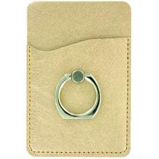 Metallic Cling Ring Holder - Gold