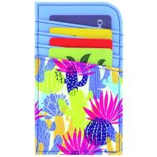 Scan Safe® Card Case - Cactus