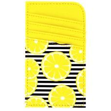 Scan Safe® Card Case - Lemon