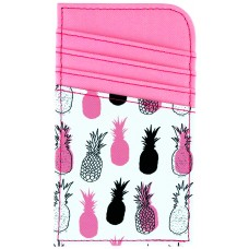 Scan Safe® Card Case - Pineapple