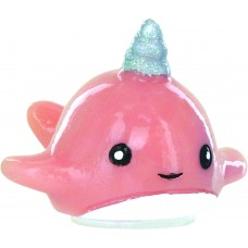 Bitty Balm ™ Lip Buddies - Peach Narwhal