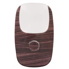 Master Opticard® Pocket Illuminated Magnifier - Dark Wood