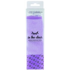 Lemon Lavender™ In the Clear Makeup Removing Towel - Lavender