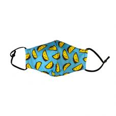 Children's Cloth Reusable Mask - Taco