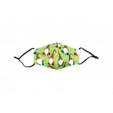Children's Cloth Reusable Mask - Gnomes