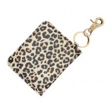 ID Wallet Keychain - Cheetah