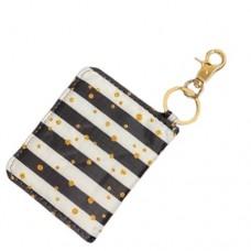 ID Wallet Keychain - Stripes