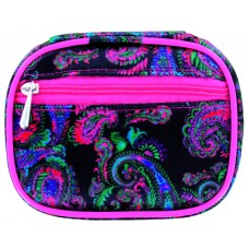 Fashion Smart™ Pill and Vitamin Clutch - Fuchsia Fusion