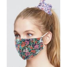 Adult Spring Floral Print Mask - Multi