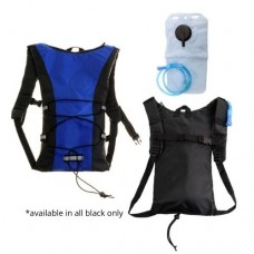 Hydration Backpack - Black