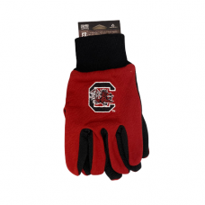 Officially Licensed Gloves - South Carolina Game Cocks