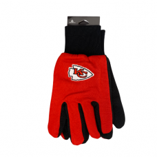 Officially Licensed Gloves - Kansas City Chiefs