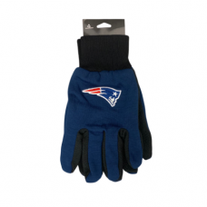 Officially Licensed Gloves - New England Patriots