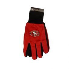 Officially Licensed Gloves - San Francisco 49ers