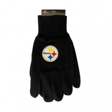 Officially Licensed Gloves - Pittsburgh Steelers