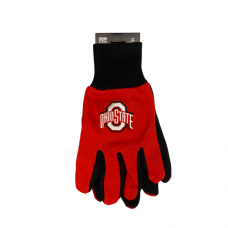 Officially Licensed Gloves - Ohio State